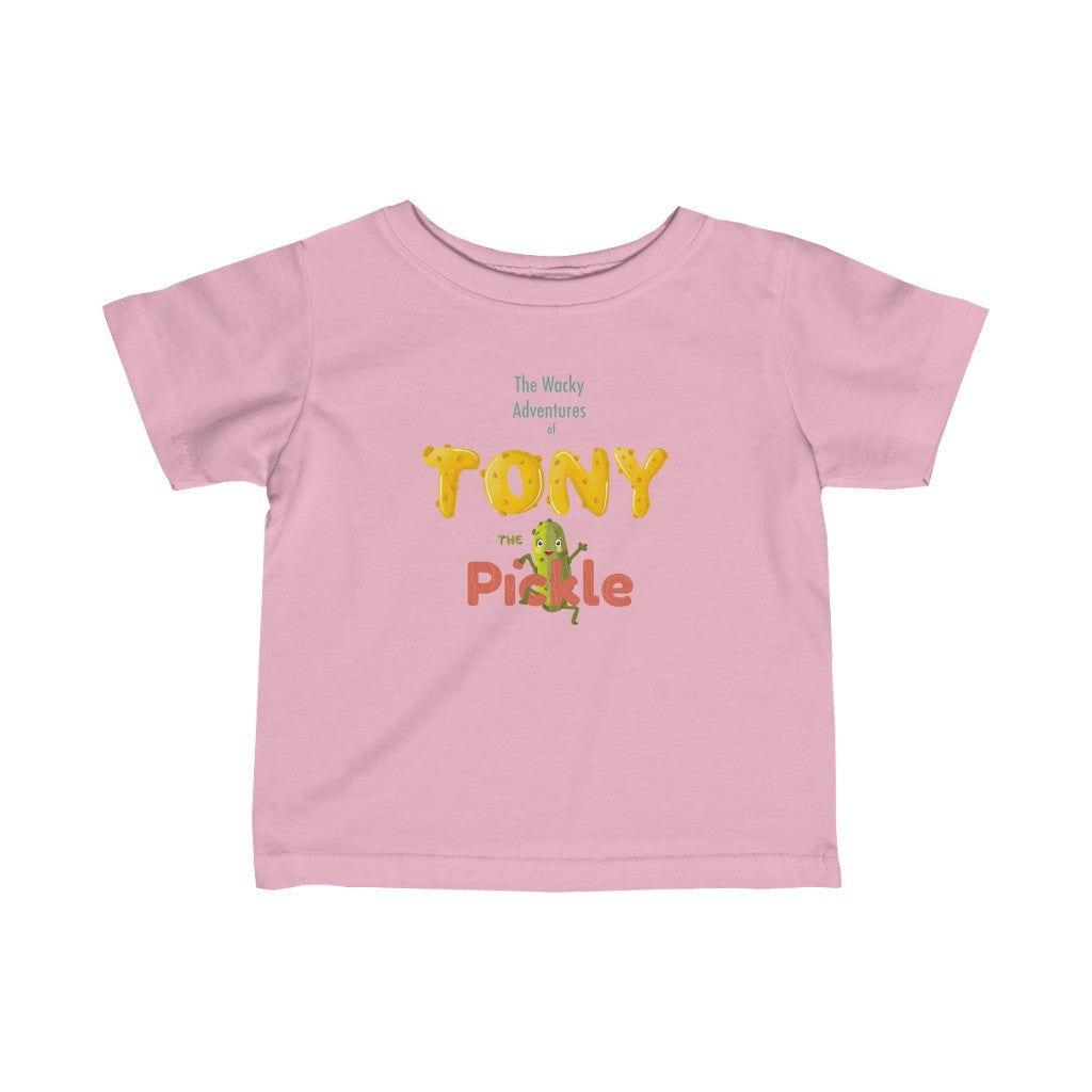 Toddler Pickle T shirts (sizes 6-24 months)