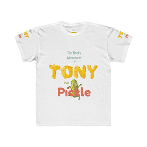 Open image in slideshow, The Kid Tony The Pickle T-Shirt