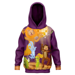 Open image in slideshow, Kids Under Sea Party Hoodie