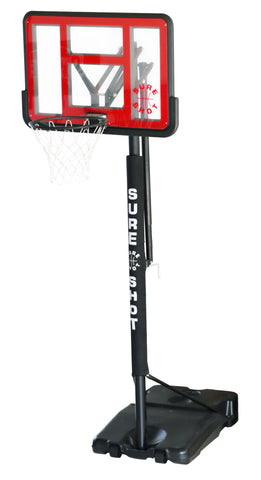 Sure Shot EasiJust Portable Unit with Acrylic Backboard