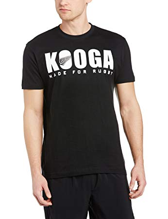 Kooga Logo T-Shirt - All Blacks