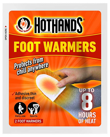 Hot Hands Foot-Toe Warmers