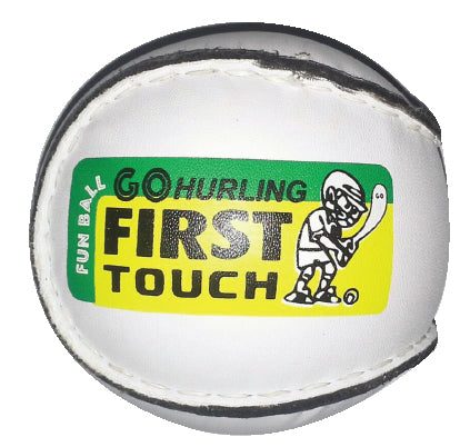 LS First Touch Sliotar (Dozen Pack)