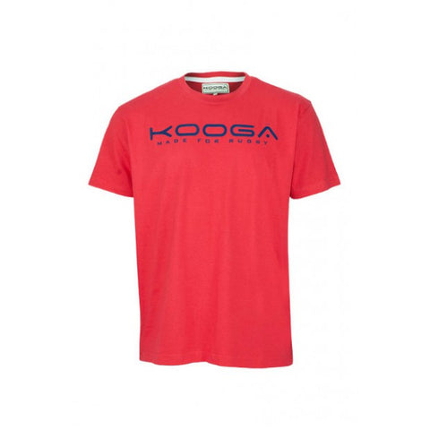 Kooga T-Shirt - Red