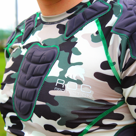 ROC Hurling Protective Base Layer Camo