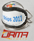Tall Ships Sliotar Keyring - Box of 25