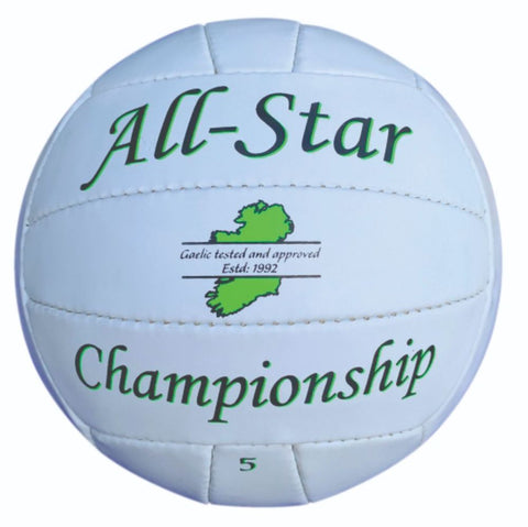 All Star Championship Gaelic Training Football