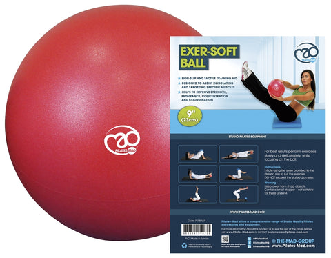Yoga Mad Exer Soft Ball 9 inch