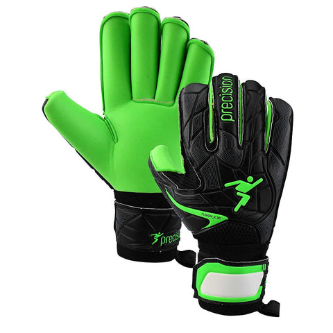 Precision Fusion X3D Junior Roll Protect Lime