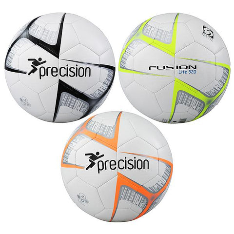 Precision Fusion Lite Football Pack of 10