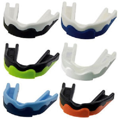 Safegard Twin Shot Mouthguard Senior