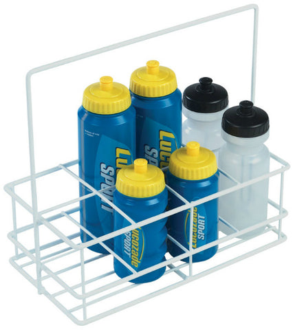 Precision Training 8 Hole Water Bottle Carrier