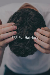 PRP For Hair-loss