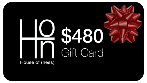 $480 Gift Card