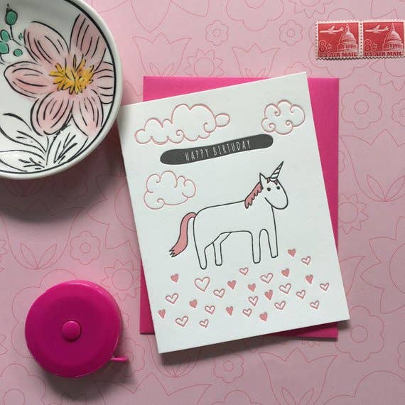buy happy birthday card in unicorn theme1