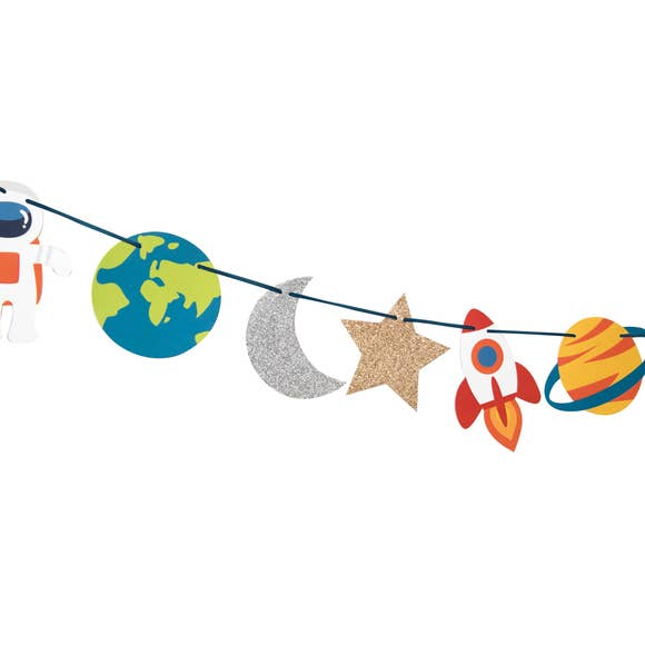 buy trip to the moon phase garland