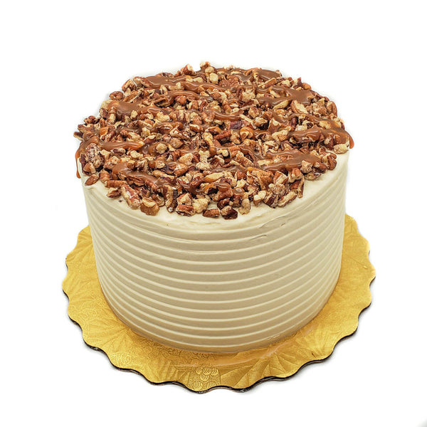 buy bourbon caramel crunch cake
