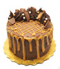Chocolate Peanut Butter Cup Cake