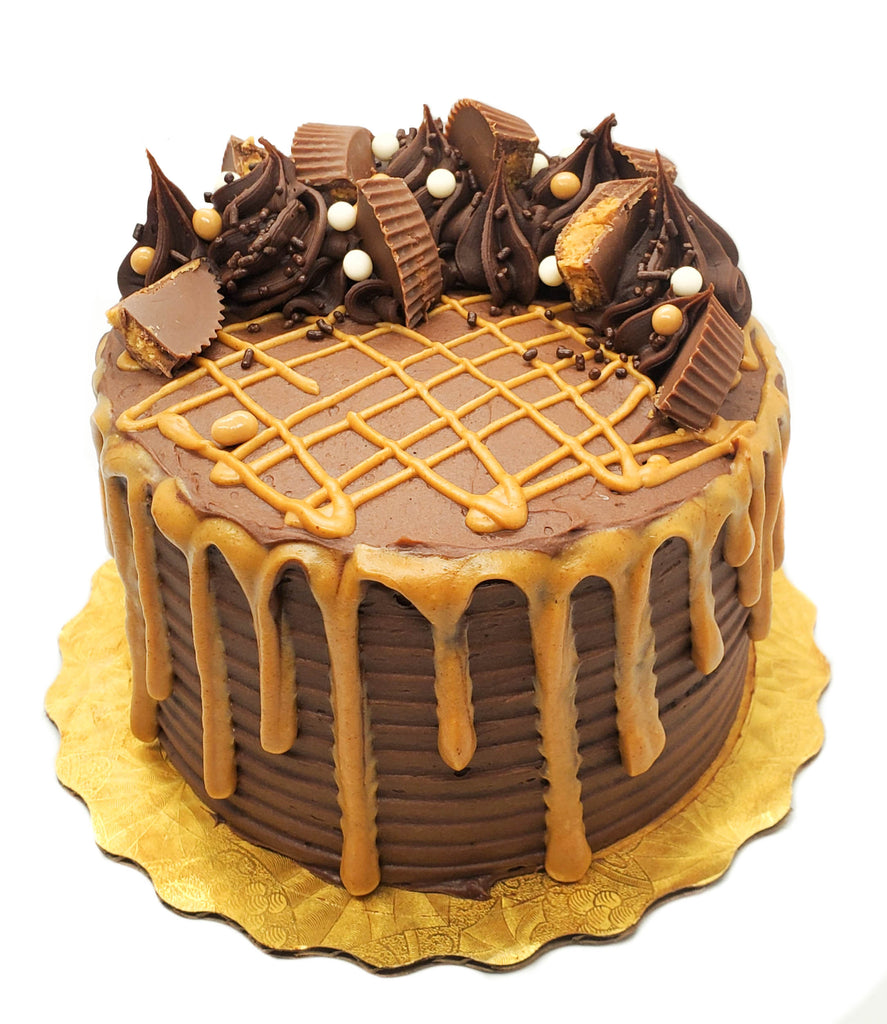 buy chocolate peanut butter cup cakes