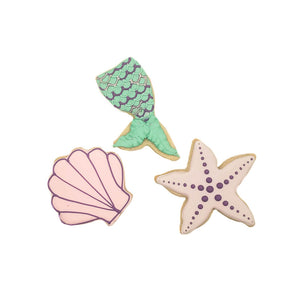 buy mermaid sugar cookies
