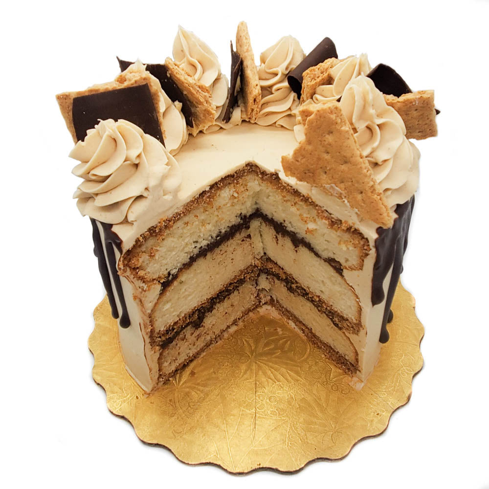 buy s'mores birthday cake