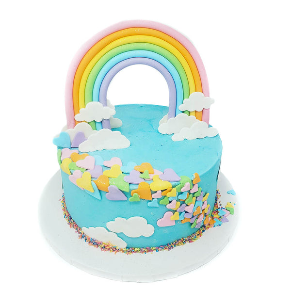 buy rainbow layer birthday cake