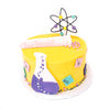 buy science theme cake1