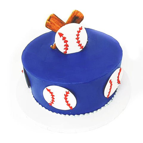 buy baseball theme birthday cakes