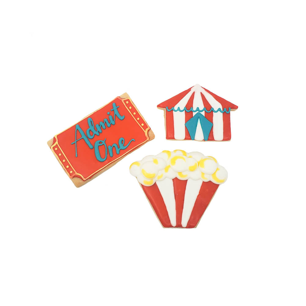 buy circus theme cookies