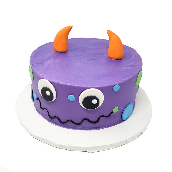 buy monster theme cake