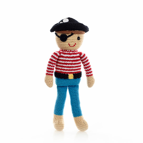 buy pirate story-time rattle toy