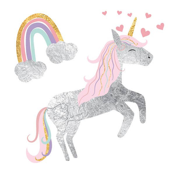 Flash Tattoos - Lovely Unicorn