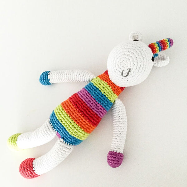 Unicorn Rattle