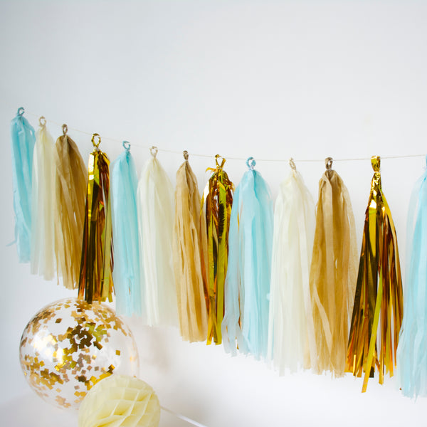 Stella Tassel Garland Kit