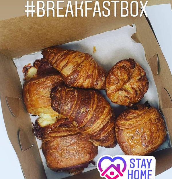 Breakfast Box - Saturday Delivery Only