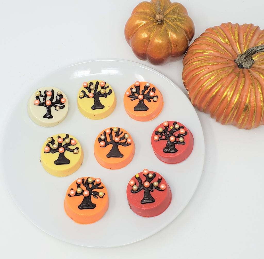 Thanksgiving Chocolate Covered Oreos