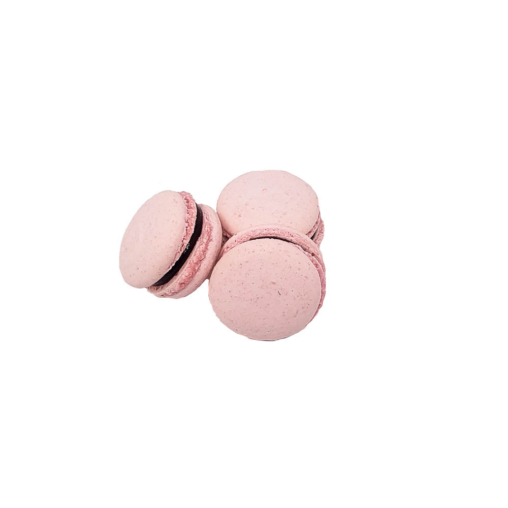 buy raspberry macarons