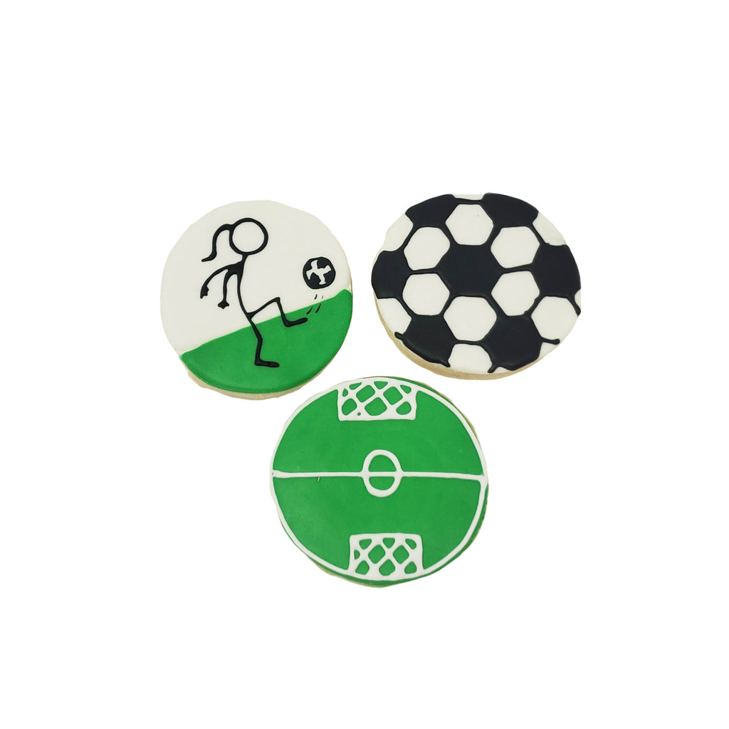 buy soccer ball sugar cookies