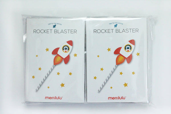 Trip To the Moon Rocket Blaster Craft Set