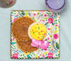 buy floral scalloped dessert plates1