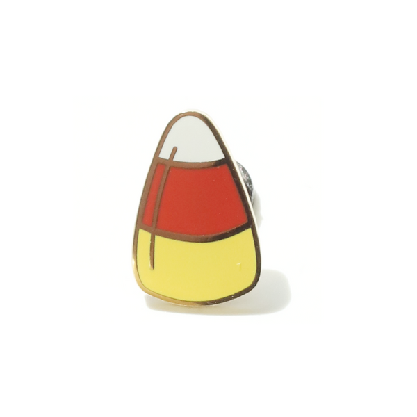Enamel Candy Corn Pin