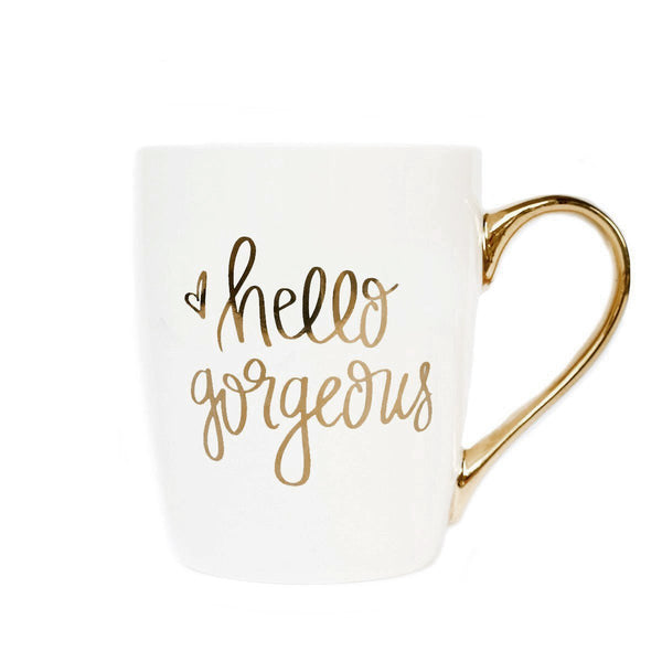 buy hello gorgeous coffee mug1