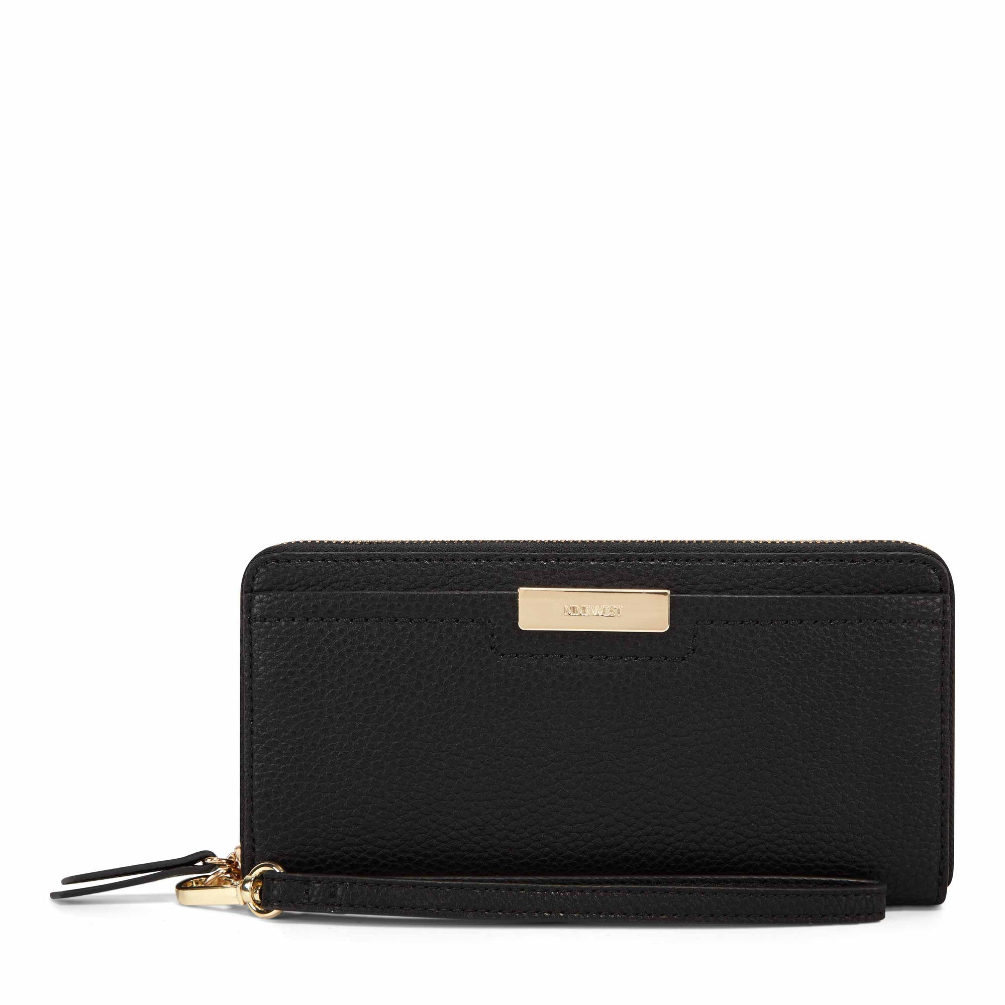 Kennedy Zip Around Wristlet Wallet
