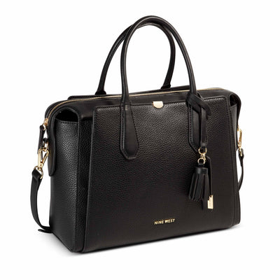 Edgemere Jet Set Satchel