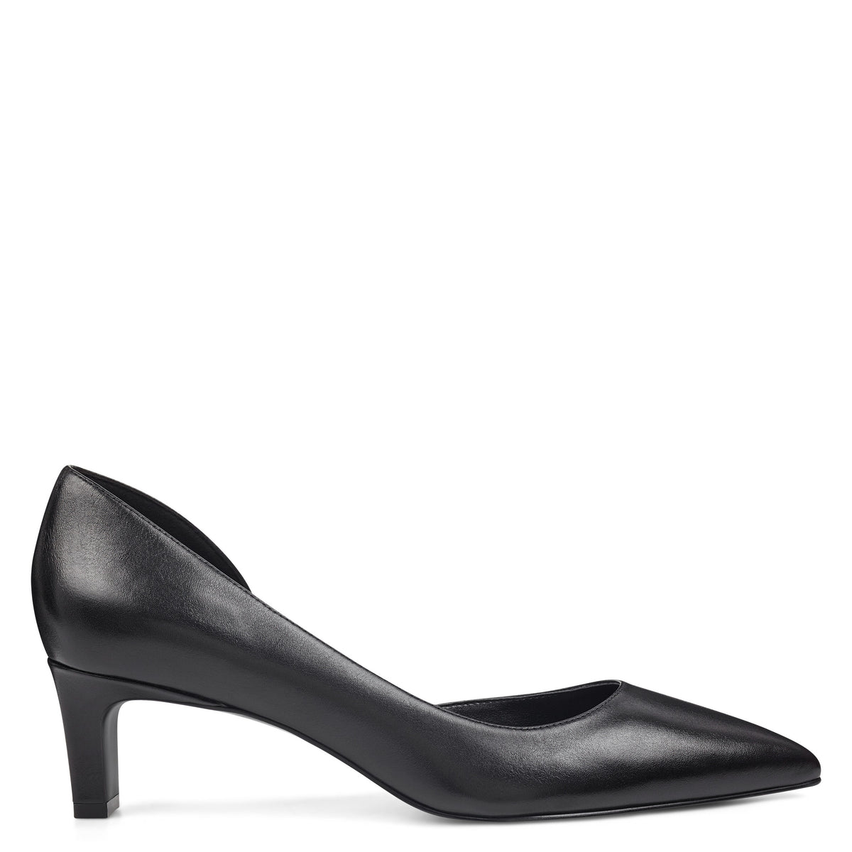 Adventure Square Heeled Pumps