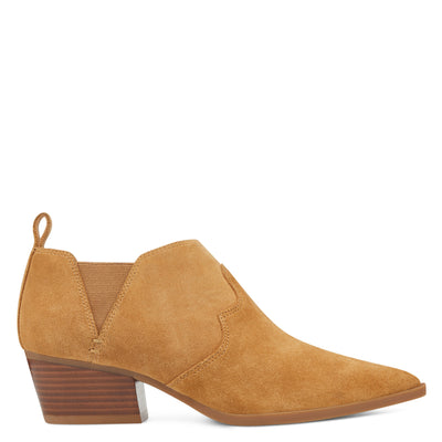 Cahluz Western Booties