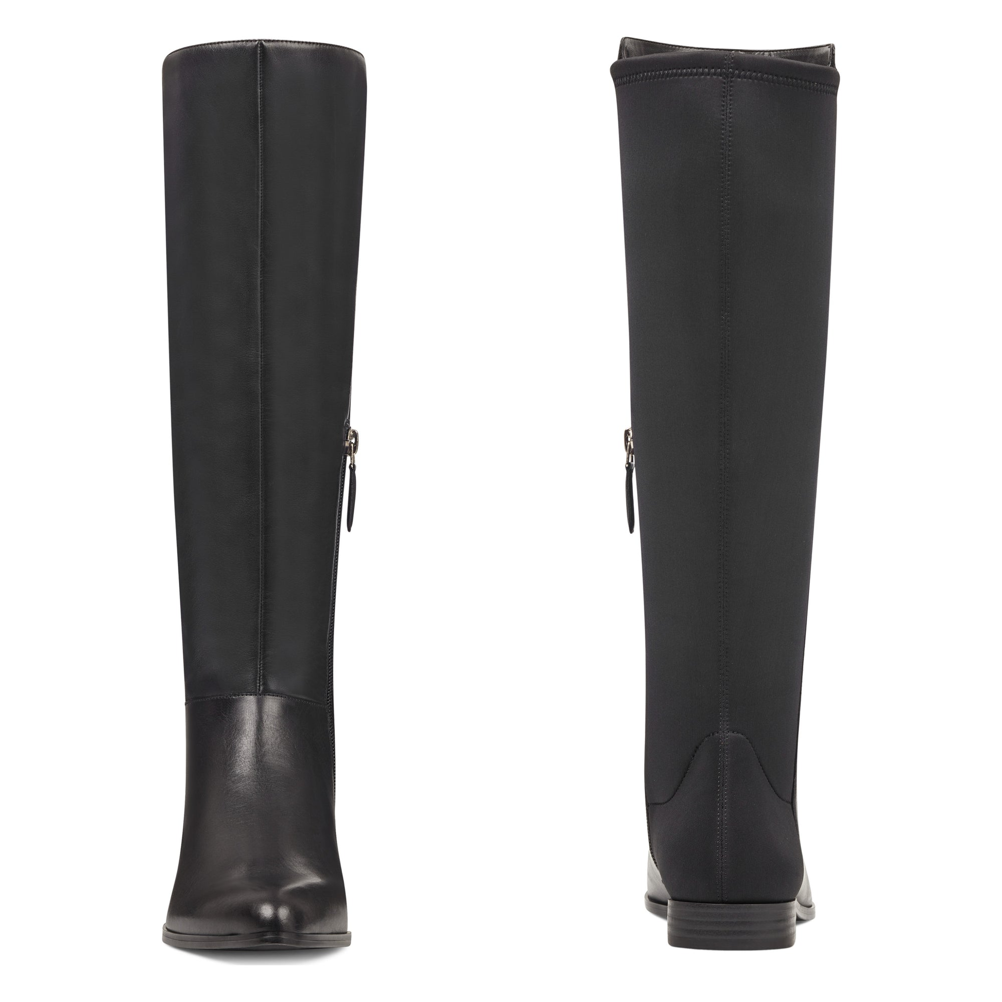 Owenford Wide Calf Stretch Back Boots