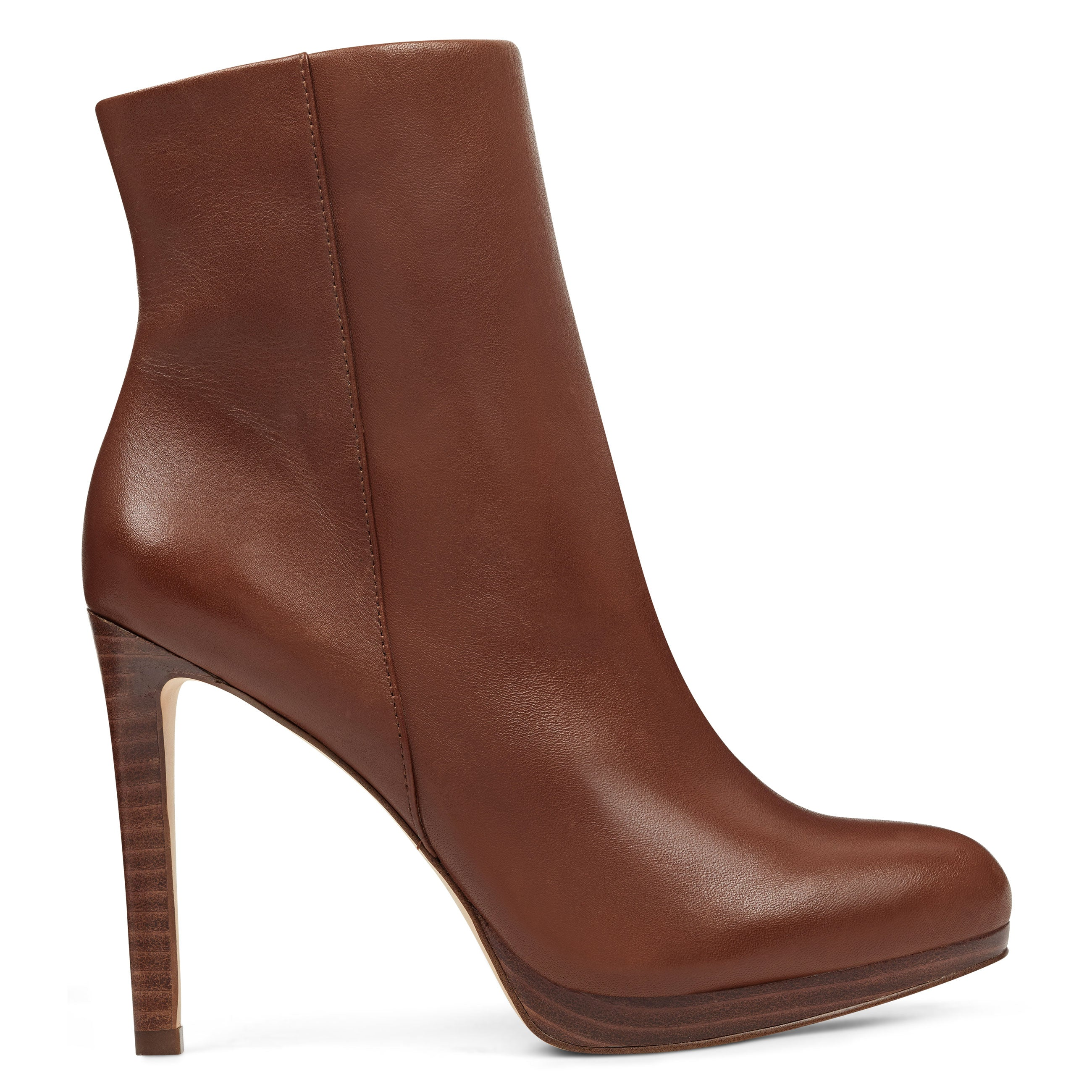 NINEWEST Quanette Platform Booties