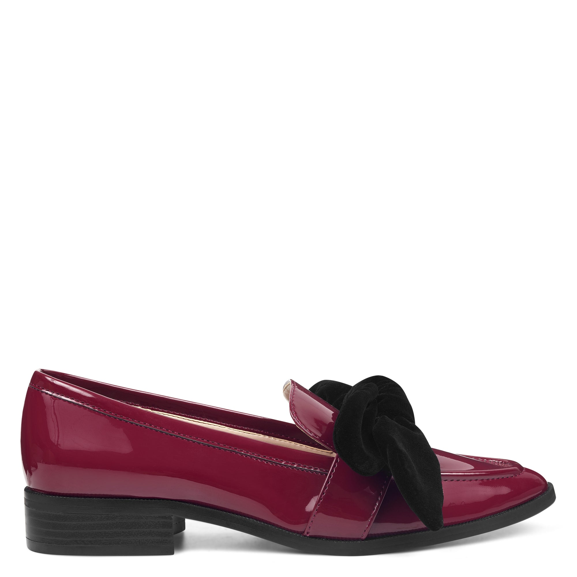 Weeping Bow Loafers