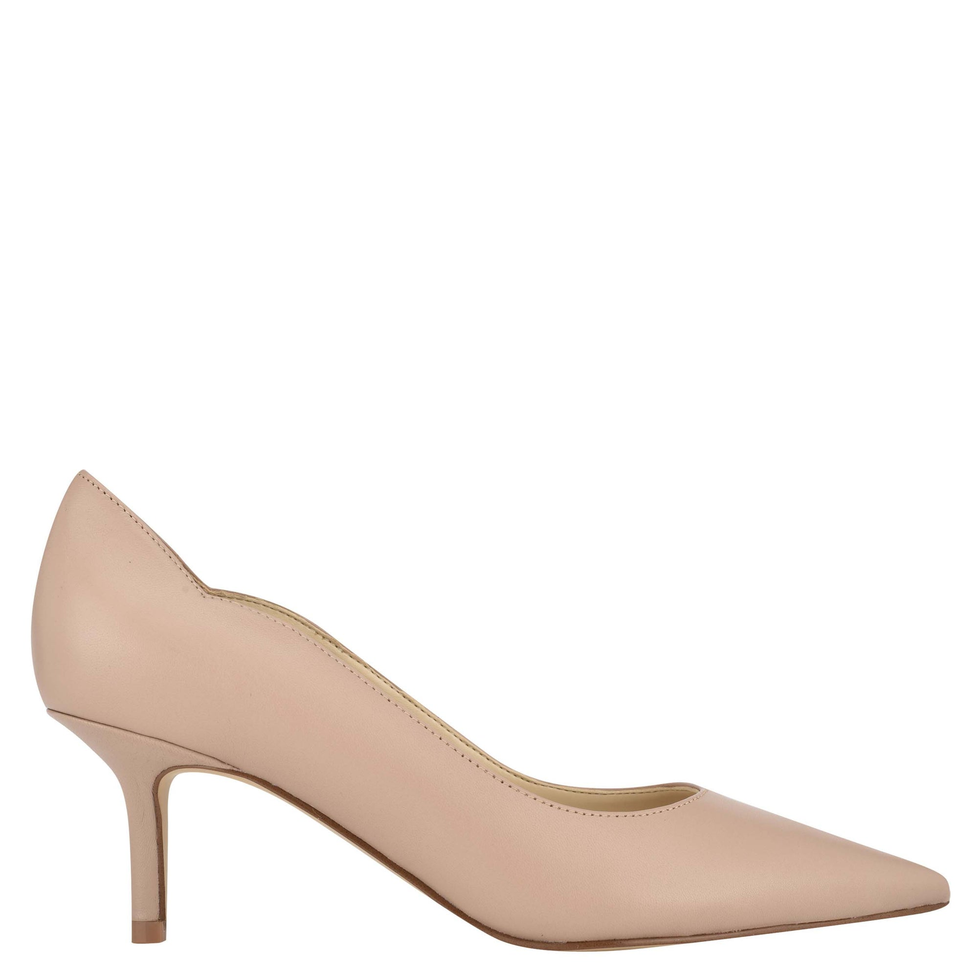 Abaline Pointy Toe Pumps